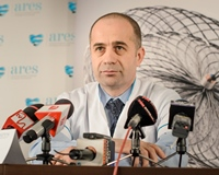 Prima sectie de Angiologie Pediatrica din Europa de Est