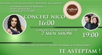 Concert Nico la cafeneaua Coffeol din Brasov