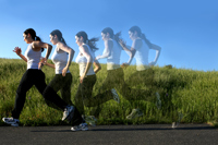 2 ore si jumatate de sport pe saptamana reduc riscul de gripa
