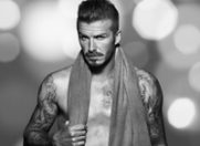 David Beckham, cel mai bun model de lenjerie intima