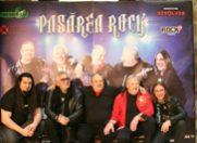 Trupa Pasarea Rock ii va intampina pe toti ce prezenti la Sala Palatului pe covorul rosu