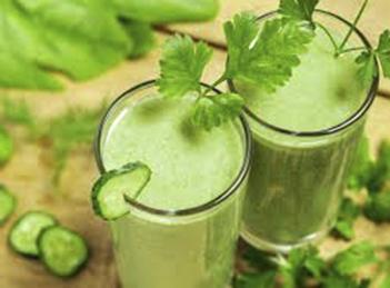 Beneficiile consumului de green smoothies