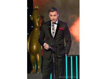"""La Premiile Gopo, Alexandru Ciucu a oferit distinctia pentru """"Cele mai bune costume de film"""""""