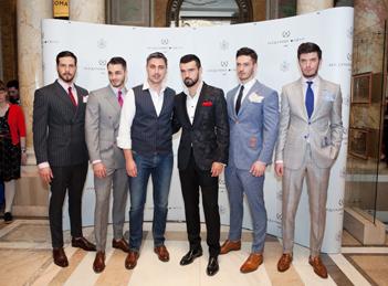 Noua colectie Alexandru Ciucu – Miss&Mister Bespoke 2014