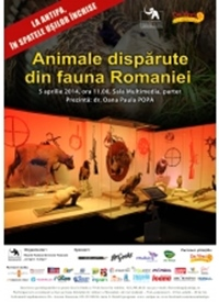 Animale disparute din fauna Romaniei, la Antipa