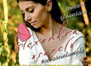 Alexandra Usurelu isi lanseaza cel mai recent single