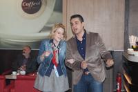 Cristi Brancu si Raluca Moianu, la Coffeol Ploiesti