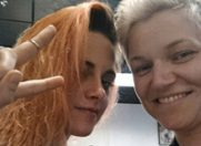 Kristen Stewart si-a vopsit parul pentru un nou rol