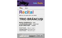 Trio Brancusi
