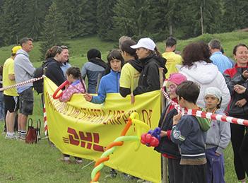 Editia cu numarul 5 a Maratonului DHL Stafeta Carpatilor