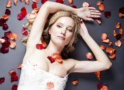 Aroma de trandafiri… din cap pana-n picioare!