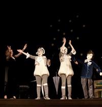 Copilaria lui Chopin, spectacol ocazionat de Ziua Copilului