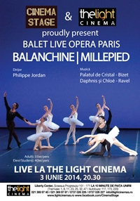 Spectacole de balet la The Light Cinema