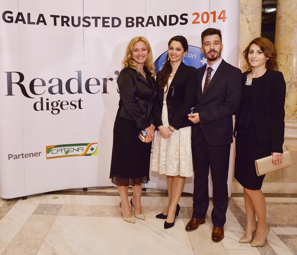 Gala Trusted Brands 2014