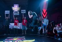 B-Boy Marius, campion national de breakdance