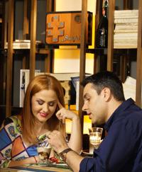 Secretul cuplului Cristi Brancu – Oana Turcu: inghetata de baut