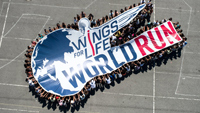 Wings for Life World Run, si in Romania