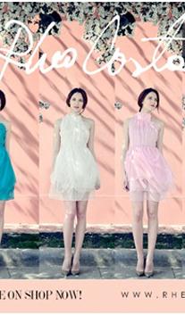 S-a lansat magazinul online al brandului Rhea Costa