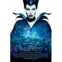 Angelina Jolie este Maleficent