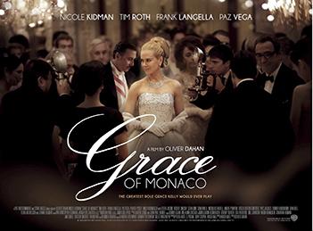 Nicole Kidman este Grace de Monaco