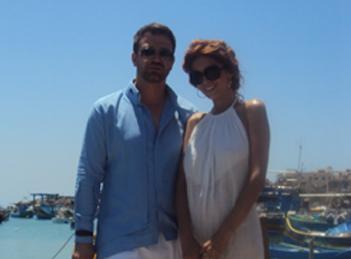 Cristina Spatar si Marius Marin in Povestea Noastra