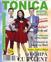 Revista nr.129 Aprilie – Mai