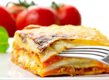 Lasagna… regina pastelor