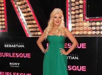 Christina Aguilera, mama pentru a doua oara