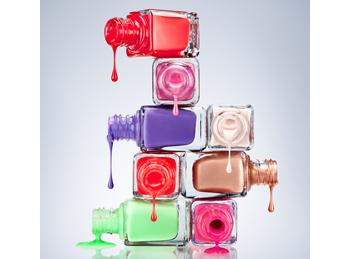 Colour me good: toamna pe unghii
