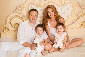 "Cristina Spatar: ""Intotdeauna mi-am dorit o familie numeroasa"""
