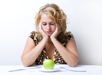Curele de slabire pot accentua starile de depresie