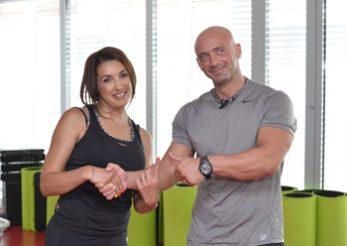 Exercitii pentru tonifiere cu Nico si Vlad Matasa