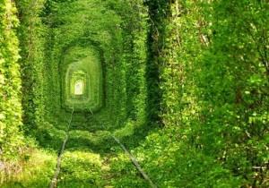 Tunelul Iubirii din România, inclus pe lista