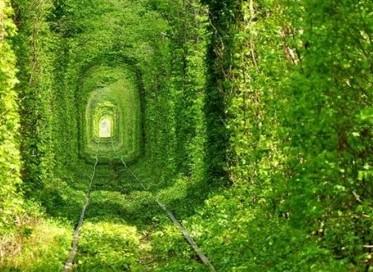 """Tunelul Iubirii din România, inclus pe lista """"comorilor ascunse"""" din Uniunea Europeana"""