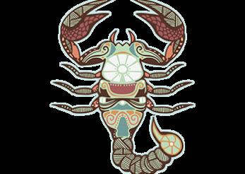 Horoscop Scorpion luna aprilie 2021