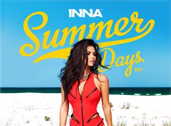 Inna lanseaza Summer Days