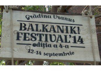 Balkanik! Festival, primul balci urban din Bucuresti