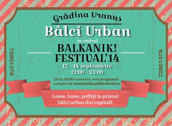 Balkanik Festival 2014