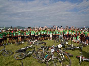 Catena Racing Team se inscrie la startul competitiei Rocket Bike Fest