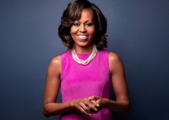 Michelle Obama, gazda unui workshop de moda