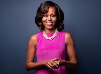 Michelle Obama, gazda unui workshop de moda