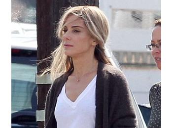 Sandra Bullock a trecut la... blond?