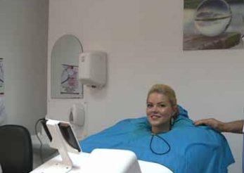 Beneficiile saunei cu ozon pentru frumusete
