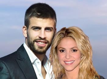 Shakira si Gerard Piqué vor avea un baietel
