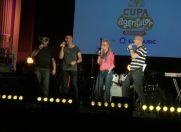 Cupa Agentiilor la Karaoke