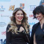 Vedete pe covorul rosu de la Romanian Music Awards 2014