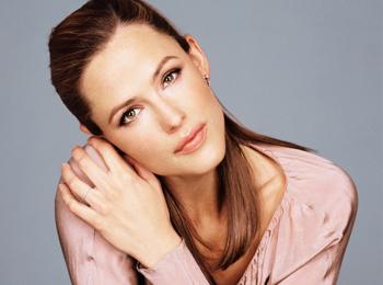 Jennifer Garner, o mamica model