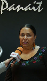 Liza Panait propune trendul folcloric