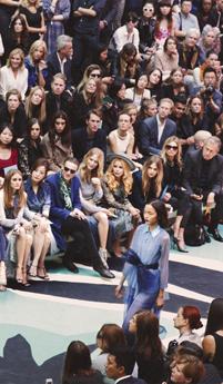 Vedete si tinute cu atitudine la Saptamana Modei de la Londra