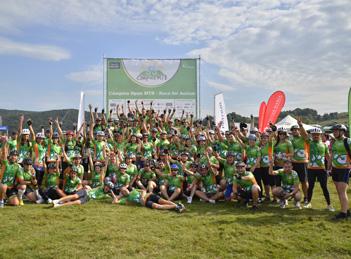 Catena Racing Team la Bucharest International Marathon